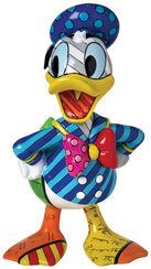 """Skulptur """"Donald Duck"""", Kunstguss"""