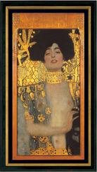 "Bild ""Judith I"" (1901), gerahmt"
