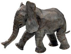 """Skulptur """"Elefant"""" (2010), Bronze"""