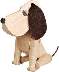 """Holzfigur """"Hund Oscar"""""""