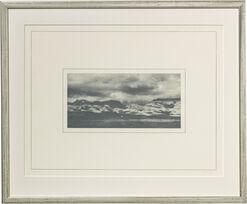 """Bild """"Kanarische Landschaften II"""" (1971)"""