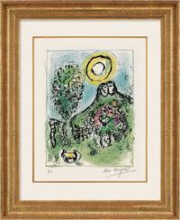 """Bild """"Le Baou de St.-Jeannet II"""" (1969)"""