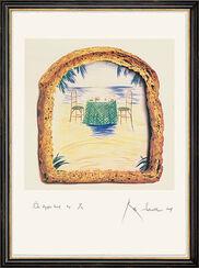 """Bild """"Unser täglich Brot"""" (2004), ungerahmt"""