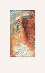 """Bild """"Poesie der Natur III"""" (2007), ungerahmt"""