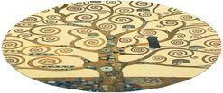 """Teppich """"Lebensbaum"""" (rund, Ø 150 cm)"""