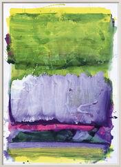 """Bild """"Reflex 2"""" (2009) (Unikat)"""