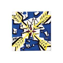 """Kachel """"Das Kaleidoskop"""", Keramik"""