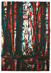 """Bild """"Wald-Spiegel-Wasser III"""" (2011)"""
