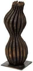 "Skulptur ""Kleiner Raumträumer"" (2015) (Unikat), Robinienholz"