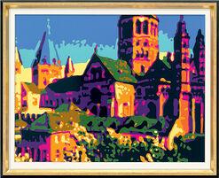 """Bild """"Kathedrale"""" (2003), ungerahmt"""