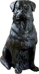 """Skulptur """"Rottweiler"""" (2010)"""