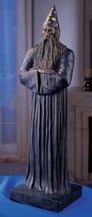 """Skulptur """"Merlin"""", Version in Bronze"""