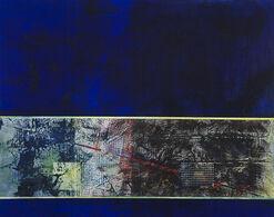 "Bild ""Ohne Titel"" (2008/2009) (Original / Unikat), ungerahmt"