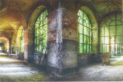 "Bild ""Korridor"""