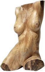 "Skulptur ""Innocenza femminile"" (2010) (Original / Unikat), Holz"