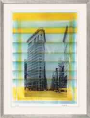 "Bild ""Flat Iron Building New York"" (2009)"