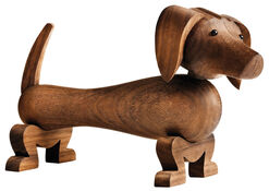 "Holzfigur ""Hund"""