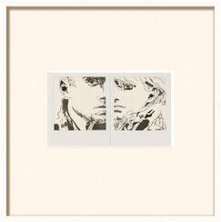 "Bild ""Starred (New York City 2013)"" (2013/2014) (Unikat)"