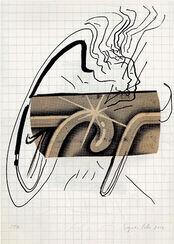 """Bild """"Vermutung"""" (2002)"""