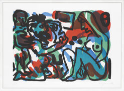 "Bild ""Berlin Suite Motiv 2"" (1990)"