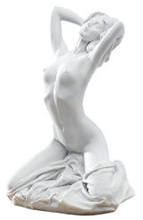 "Skulptur ""Nudo nuovo"" (1992), Version in Kunstguss"