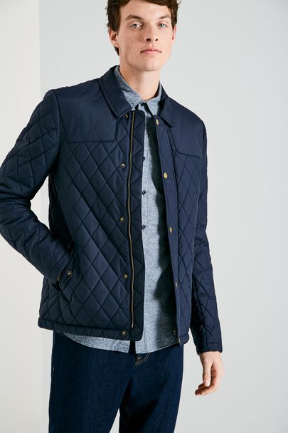 SPEYVIEW QUILTED CAR JACKET