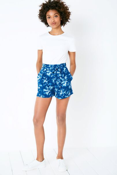 MICHELCOMBE FLORAL SHORT