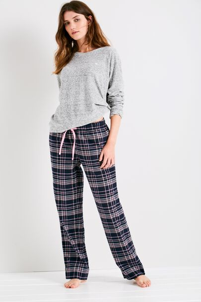 FRETHERNE CHECKED LOUNGEPANTS