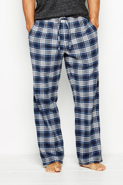 BLAKEBROOK CHECK FLANNEL LOUNGE PANT