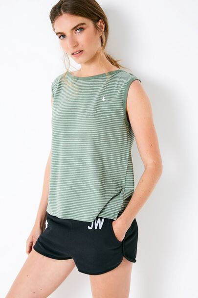 TUNLEY STRIPED TANK