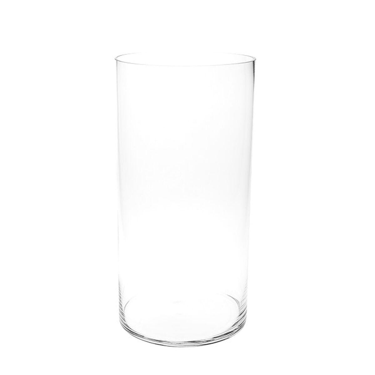 zylinder bodenvase aus glas ca d 20cm x h 50cm klar depot de. Black Bedroom Furniture Sets. Home Design Ideas