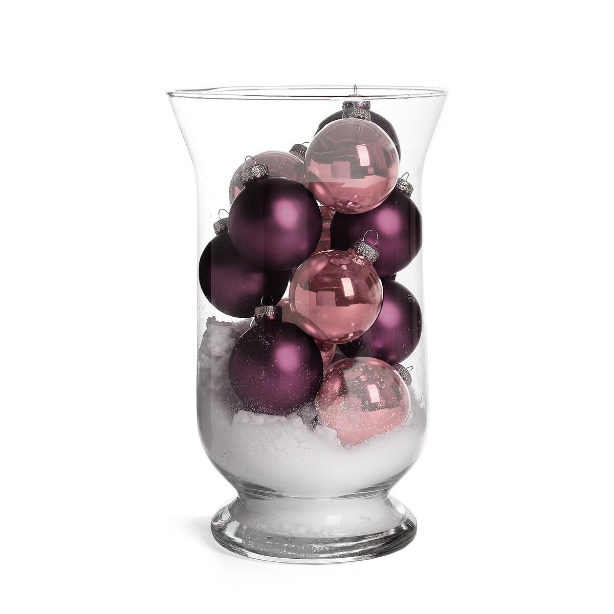 Kugelbox glas altrosa ca d 6 cm depot de for Dekoartikel altrosa
