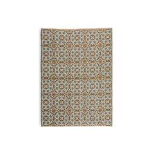 teppich outdoor mosaik taupe ca b 90 x l 150 cm depot de. Black Bedroom Furniture Sets. Home Design Ideas