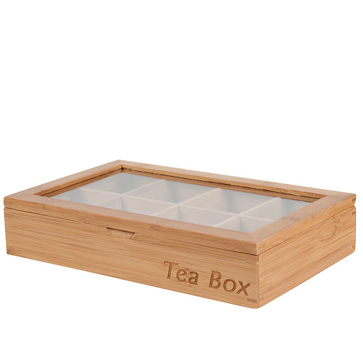 Teebox ca l 32x b 20 x h 6 5cm nude depot de for Depot bad