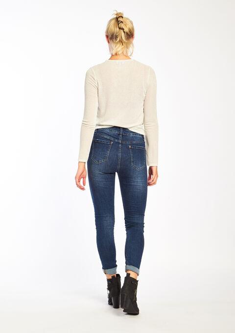 Slim fit jeans - MEDIUM BLUE - 06003244_500