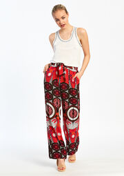 Broek loose fit, , hi-res
