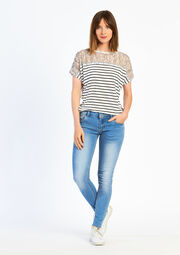 Slim fit jeans, , hi-res