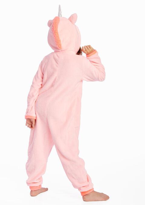 Kinder onesie in unicorn stijl - PINK POP - 15000382_1461
