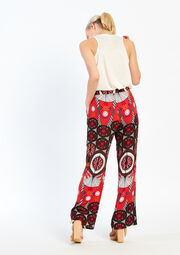 Broek loose fit - TOMATO FLAME - 06002880_1457