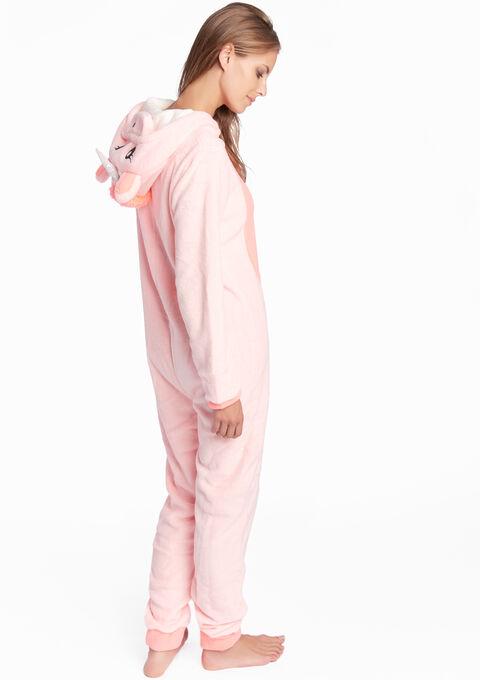 Fantasie onesie unicorn stijl - PINK POP - 15000383_1461